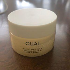 2/$15 OUAI Scalp & Body Scrub